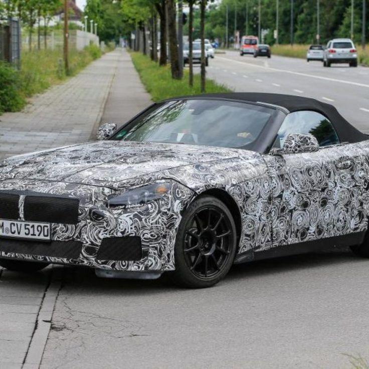 2017 New BMW Z4 Exclusive Edition spyshot Roadster :http://www.atvmagblog.com/2017-new-bmw-z4-exclusive-edition-spyshot-roadster/