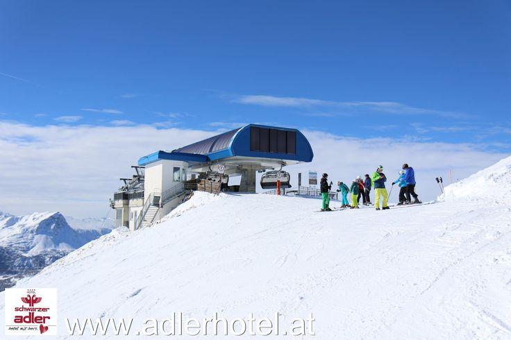Bergstation Nauders Bergkastel