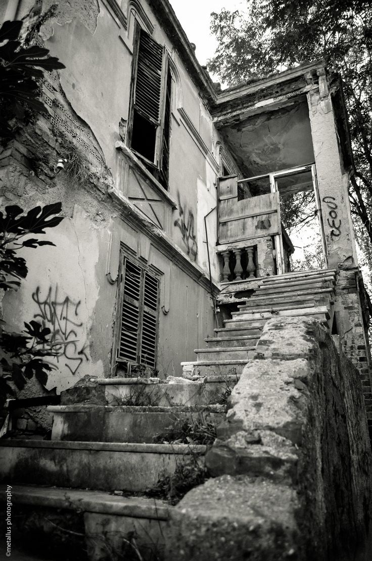 Stairway to…, Thessaloniki, Greece 2013
