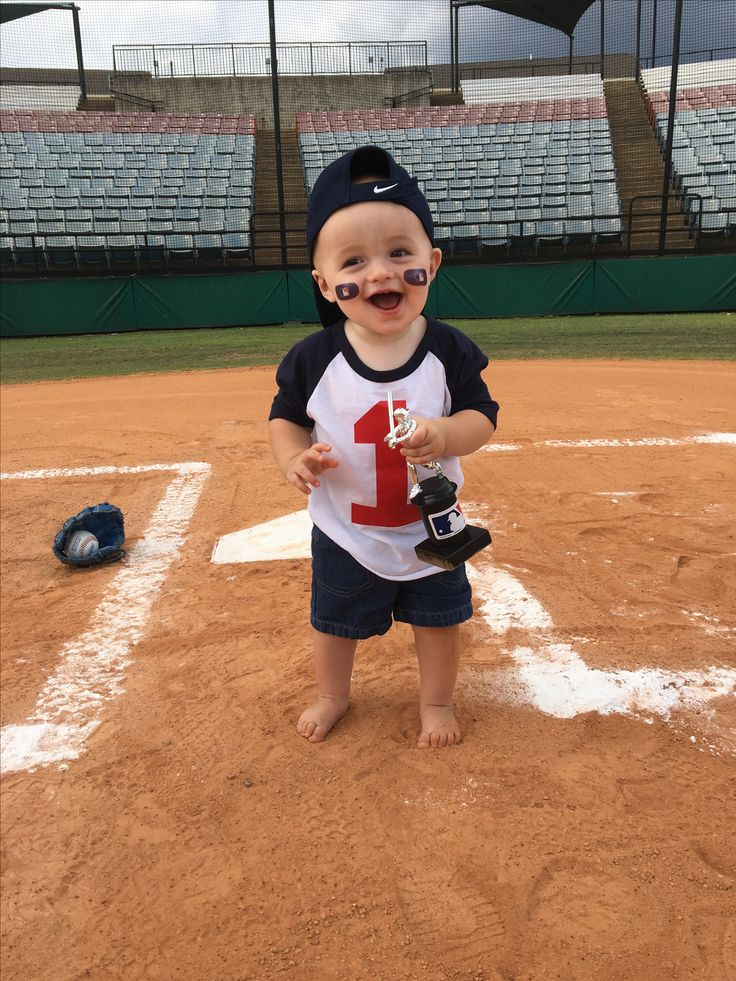 Baby boy first birthday baseball birthday  first birthday ideas