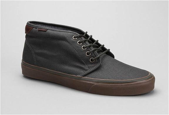 I think that I need these Vans Chukka Boots from the Dennis Hopper collection...                                                                                                              me  too!