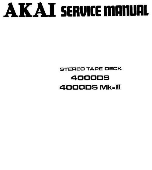 akai 4000