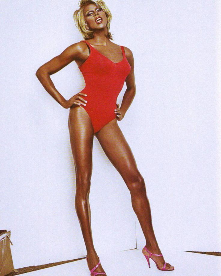 RuPaul / The Queen of all Drag Queens