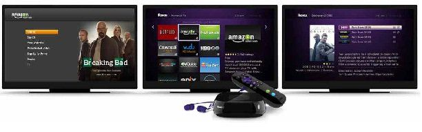 The leader of the streaming player pack, the Roku 3 offers the most content choices, a comprehensive search feature and a remote that enables private listening.