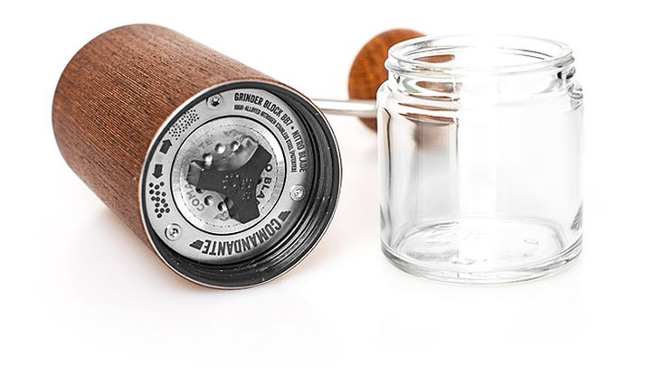 .:: COMANDANTE Coffee Grinder | Expect the best