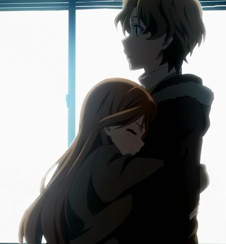 Aoki & Yui -Kokoro connect