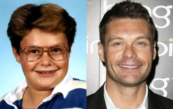 15 Pictures Of Celebrities When They Were Young And Now