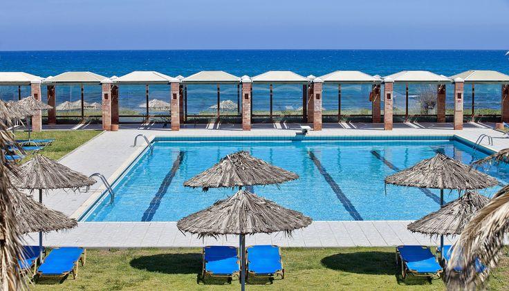 Amazing view! #CretaBeach #Crete #Heraklion