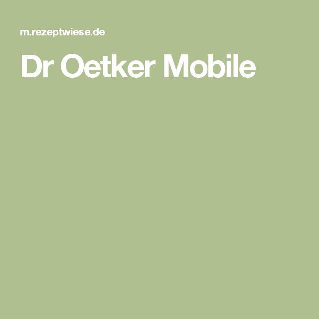 Dr Oetker Mobile