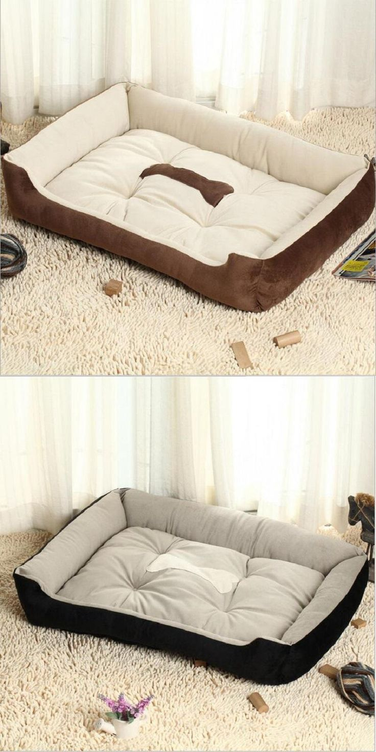 Large breed dog bed sofa cushion house 3 size bed pet bed and big dog  blankets
