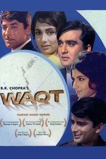 Waqt (1965) Hindi Movie Online in SD - Einthusan Balraj Sahni, Sunil Dutt, Sadhana, Raaj Kumar, Shashi Kapoor, Sharmila Tagore Directed by Yash Chopra Music by Ravi 1965 [U] ENGLISH SUBTITLE