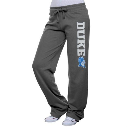 Duke Blue Devils Ladies Interlock Pants