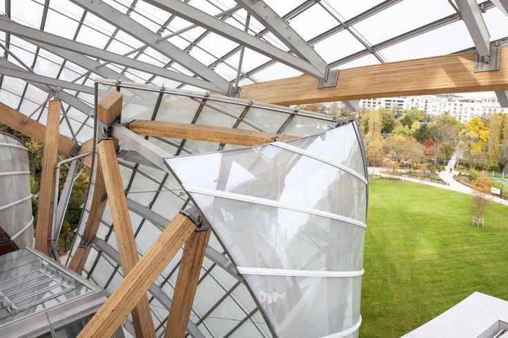 Fundação Louis Vuitton de Frank Gehry / Imagens por Danica O. Kus