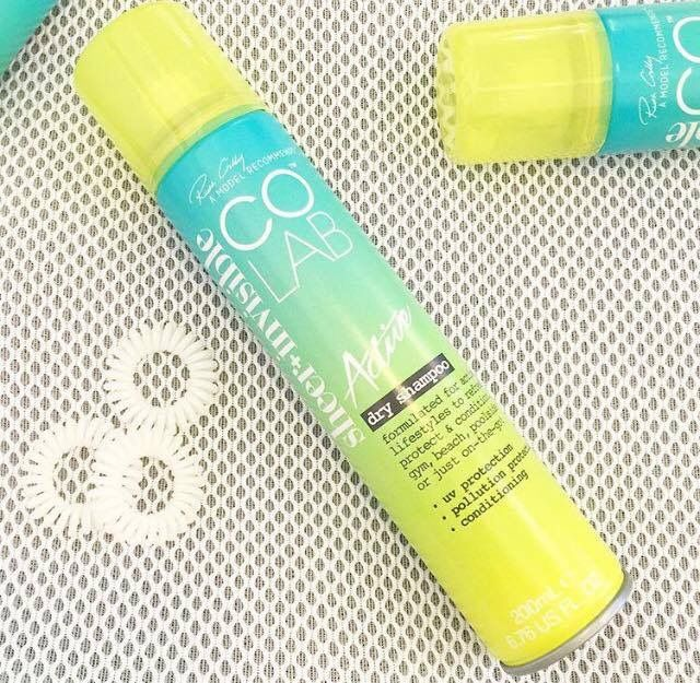 Welcome to our latest dry shampoo obsession!  COLAB Active 💪💪💪 Not only does it have a gorgeous scent but it contains additional UV and pollution protection Yassssss! #COLAB #DryShampoo #COLABactive #ModelRecommends #GymLife #Revive #Refresh #Winning  #RG 📸 A Model Recommends 💋  Available Superdrug feelunique.com BeautyMart UK Cloud 10 Beauty ASOS