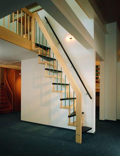 Helytakarékos lépcsők galéria