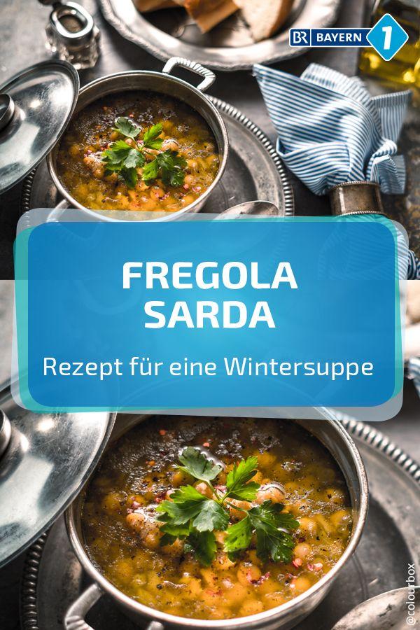 Fregola Sarda Rezept Für Nudelsuppe Mit Maroni Und Speck