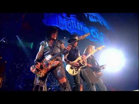 Motley Crue - Don't Go Away Mad (Just Go Away) Carnival Of Sins DVD