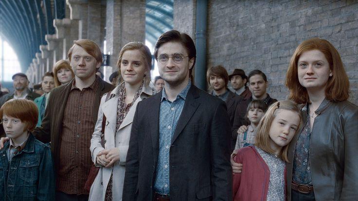 28 Cosas que sucedieron después que los libros de Harry Potter terminaran