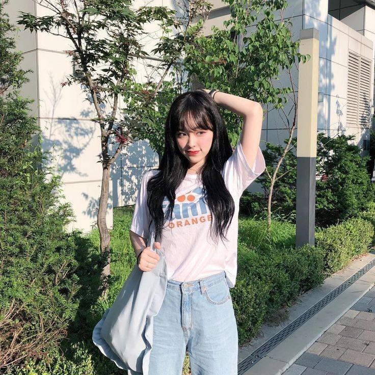 Summer Korean Street Style Fashion