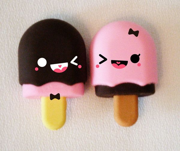 Icecream Cone Cupcake Wallpapers Mobile Pics: 20 Best Images About Kawaii Ice Cream On Pinterest