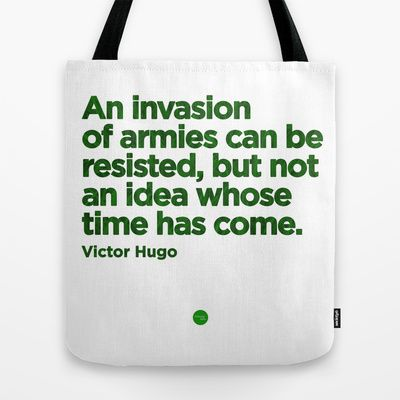 Unresistible Idea Tote Bag by Growing Ideas - $22.00