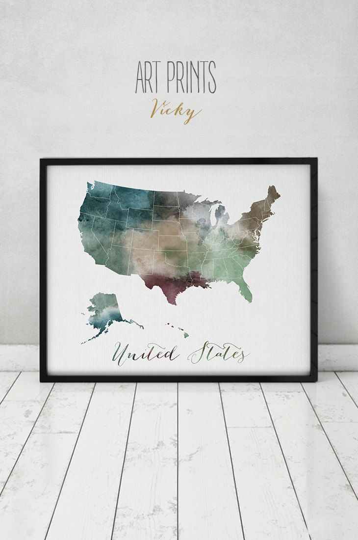 Best Ideas About United States Map On Pinterest Usa Maps - Map of the united states with regions printable