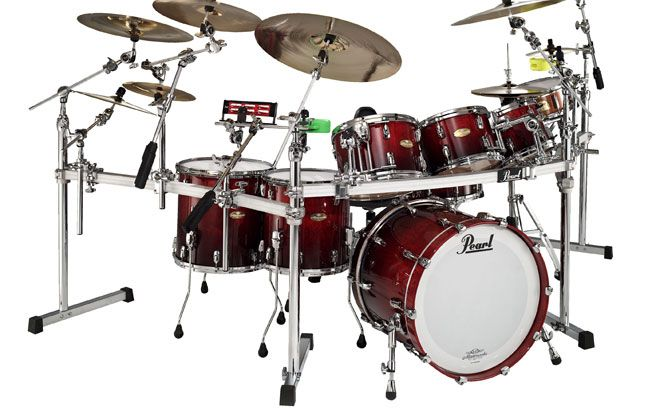 drum set images | Pearl Masterworks Series Drum Set | Find your Drum Set | Drum Kits ...