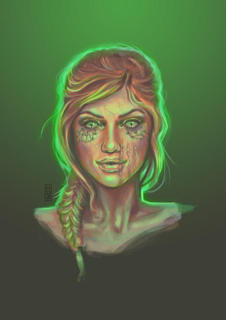 eyes mutation Creatures - Biowars  https://www.artstation.com/artwork/LkwQA