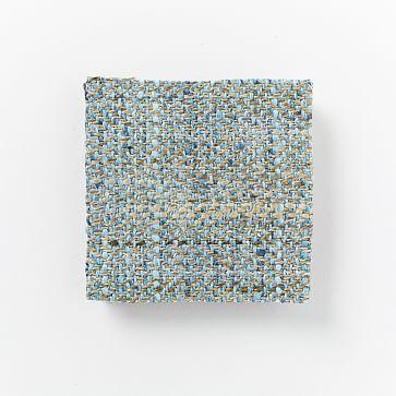 Fabric By The Yard - Marled Tweed #westelm