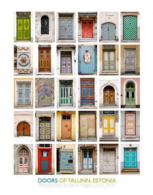 Estonia doors  :-)