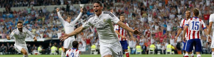 1-1: The Supercup of Spain will be decided in the Calderón. In their first match of the season in the Bernabéu, Real Madrid produced a draw against Atlético and the Supercup of Spain will be decided on Friday in the Calderón.