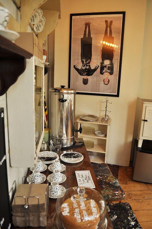 Antoni & Alison - Visit the Real Tearoom