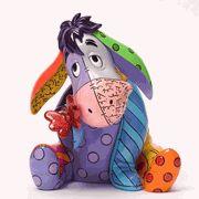 "Britto Disney Gloomy Eeyore 7"" Figurine"