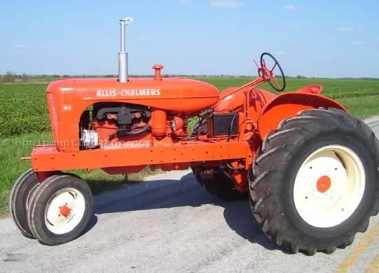 Wc Case Tractor : Allis chalmers n others pinterest tractor