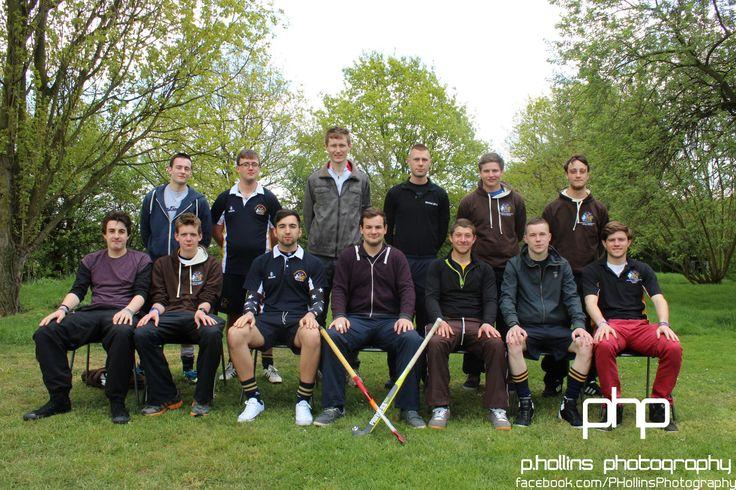 Men's Hockey 2013 - (Photo from P.Hollins)
