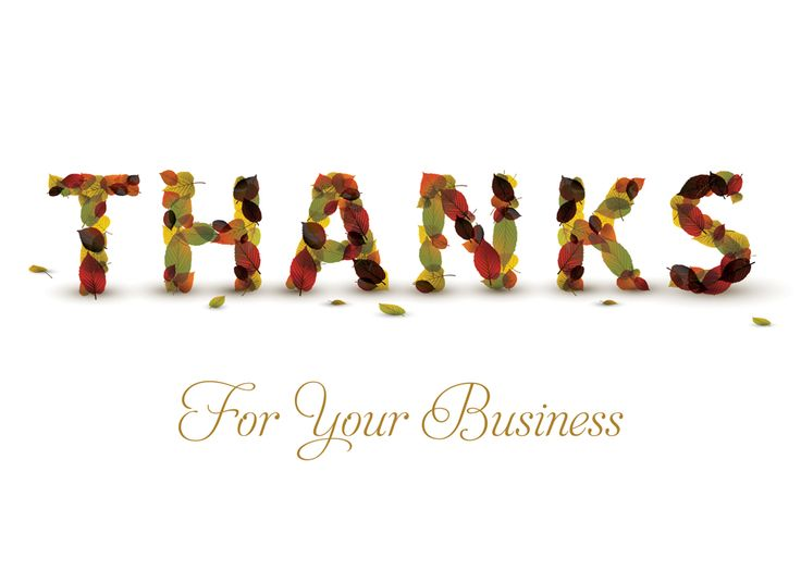 business thanks thanksgiving card advanced printing graphic solutions