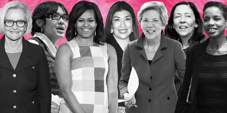 7 Women Hillary Clinton Should Consider as a Running Mate