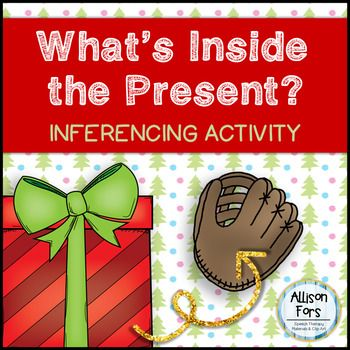 What's Inside the Present? Inference Activity {$1 first 48 hrs}