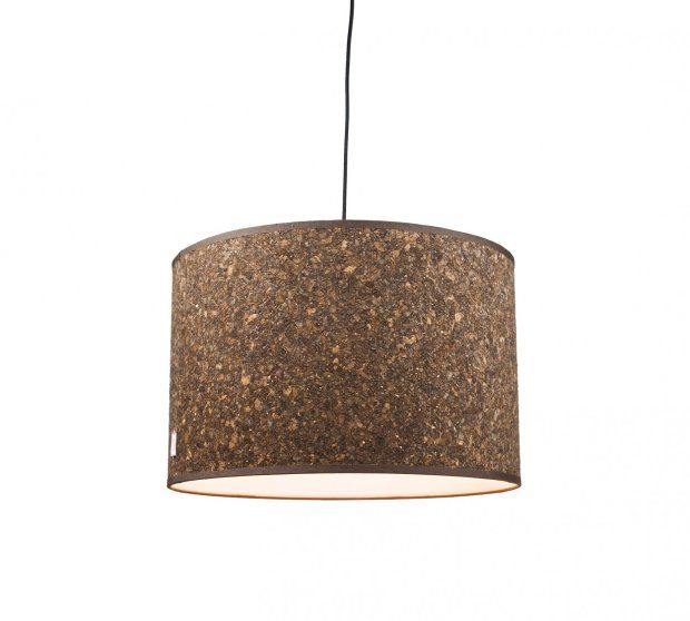 Lampa wisząca Innermost Cork, korek, śr. 46 cm, CzerownaMaszyna.pl, cena: 490 zł