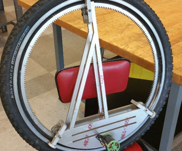 how to build a monowheel