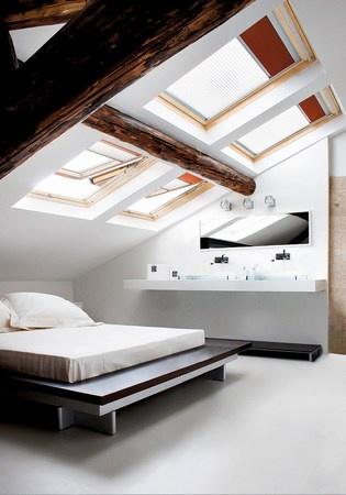 Cortinas para ventanas de tejado Velux Duo - DecoraHOY
