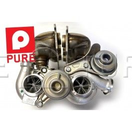 BMW N54 PURE Stage 2 - BMW UPGRADE TURBOS