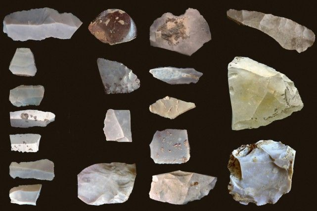 Énigmes-Préhistoire: la théorie sur l'évolution des outils de pierre en question - Frawsy
