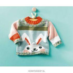 Gratis patroon | Tendresse-Carnavalvan Phildar | baby trui