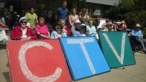 CTV Home Town Tour makes first stop in Eastend   CTV Regina