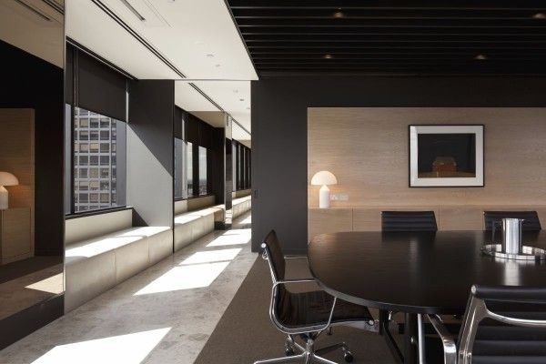 stunning office interior design wall art | Simple but Professional Office Interior Design PPB Office ...
