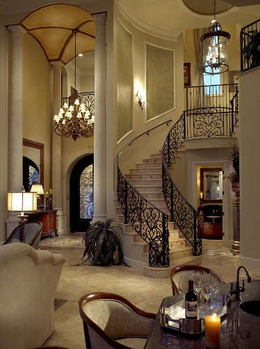 The NEXT home I build will be Custom.    High-end Interior Design Firm, Decorators Unlimited, Palm Beach, Caribbean
