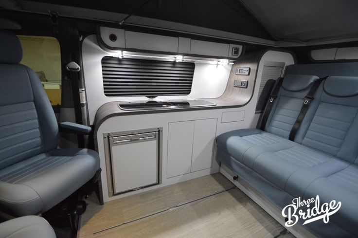 Three Bridge Campers - VW Camper Conversions - VW T5 T6 Transporter Camper Conversion Specialist
