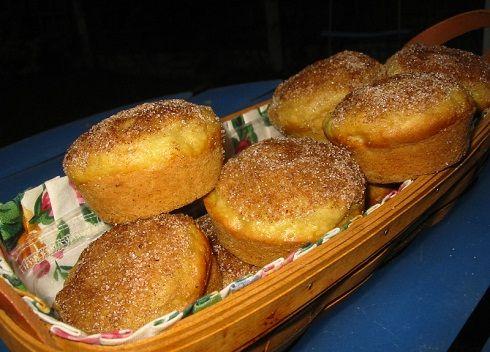 Pumpkin Doughnut Muffins Recipe - My Kitchen Magazine