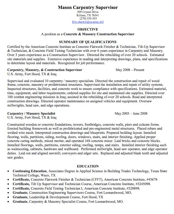 construction worker resume sample for carpenter carpenter resume - Scenic Carpenter Sample Resume